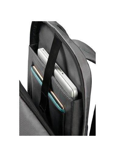 "Samsonite 16N-09-005 15.6"" Qibyte Notebook Sırt Çantası Antrasit"